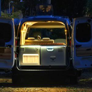 Alquiler de furgonetas camper en San Fernando de Henares
