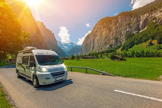 Estado de alarma: Qué puedo hacer y qué no con mi furgoneta camper